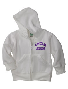 Lincoln Elementary School Lincoln Lions Baby Full Zip Hoodie