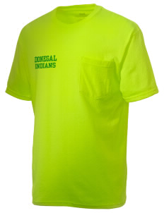Donegal Middle School Indians Men's American Classic Pocket T-Shirt