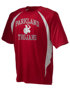 Parkland High School Trojans Champion Men's Double Dry Elevation T-Shirt