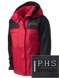 Parkland High School Trojans  Embroidered Women's Nootka Jacket