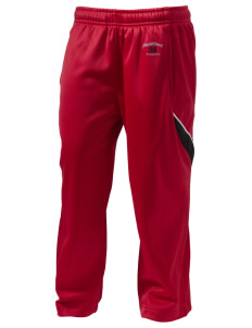 Parkland High School Trojans Embroidered Holloway Kid's Tricotex Warm Up Pants