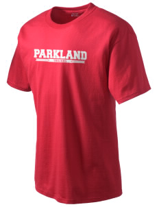 Parkland High School Trojans Men's Lightweight T-Shirt