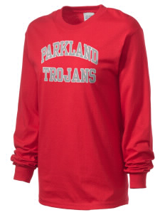 Parkland High School Trojans Unisex Long Sleeve T-Shirt