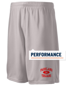 "Parkland High School Trojans Holloway Men's Speed Shorts, 9"" Inseam"
