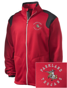 Parkland High School Trojans Embroidered OGIO Men's Manifold Jacket