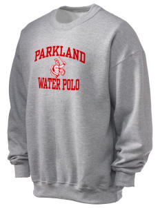Parkland High School Trojans Men's Ultra Blend 50/50 Crewneck Sweatshirt