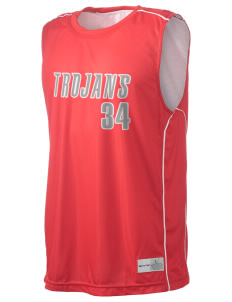 Parkland High School Trojans Men's PosiCharge Mesh Reversible T-Shirt