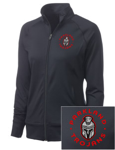 Parkland High School Trojans Women's NRG Fitness Jacket