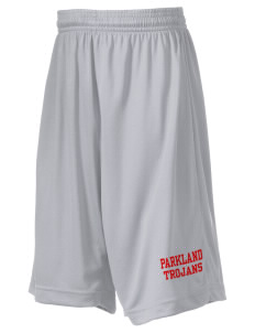 Parkland High School Trojans Kid's Competitor Short
