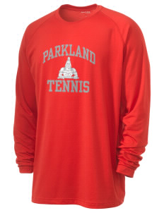 Parkland High School Trojans Men's Ultimate Performance Long Sleeve T-Shirt