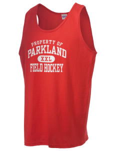 Parkland High School Trojans  Men's Ultra Cotton Tank
