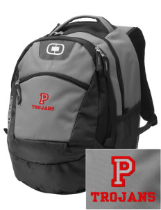 Parkland High School Trojans Embroidered OGIO Rogue Backpack