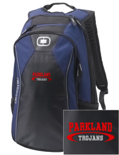Parkland High School Trojans Embroidered OGIO Marshall Backpack
