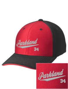 Parkland High School Trojans Embroidered M2 Contrast Cap