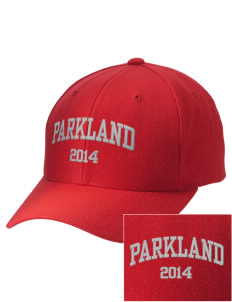 Parkland High School Trojans Embroidered Wool Adjustable Cap