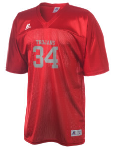 Parkland High School Trojans  Russell Men's Replica Football Jersey