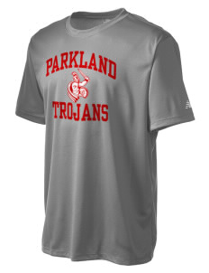 Parkland High School Trojans Men's New Balance Ndurance Athletic T-Shirt