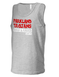 Parkland High School Trojans Kid's Jersey Tank Top