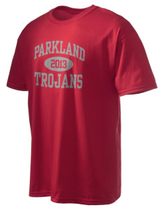 Parkland High School Trojans Ultra Cotton T-Shirt