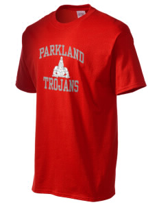 Parkland High School Trojans Tall Men's Essential T-Shirt
