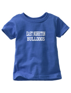 East Norriton Middle School Eagles  Toddler Jersey T-Shirt