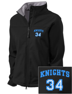 North Penn High School Knights Embroidered Women's Glacier Soft Shell Jacket