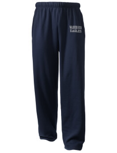 Warrior Run Middle School Eagles  Holloway Arena Open Bottom Sweatpants