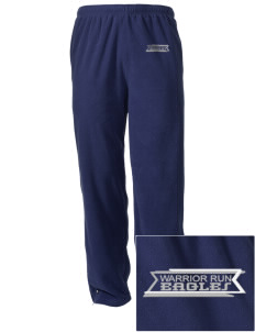 Warrior Run Middle School Eagles Embroidered Holloway Men's Flash Warmup Pants