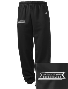 Warrior Run Middle School Eagles Embroidered Champion Men's Sweatpants