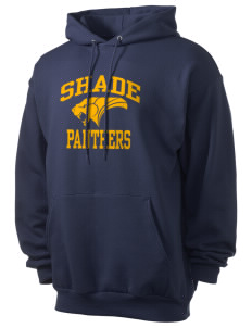 Shade Elementary School Panthers Men's 7.8 oz Lightweight Hooded Sweatshirt