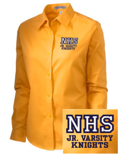 Norwin High School Knights Embroidered Women's Easy-Care Shirt