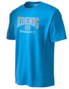 Koenig Elementary School Knights Men's Essential T-Shirt