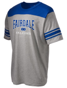 Fairdale Elementary School Falcons Holloway Men's Champ T-Shirt