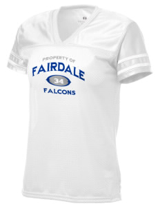 Fairdale Elementary School Falcons Holloway Women's Fame Replica Jersey