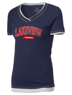 Lakeview Elementary School Vikings Holloway Women's Dream T-Shirt