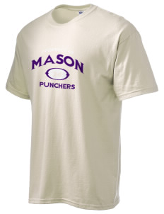 Mason High School Punchers Ultra Cotton T-Shirt
