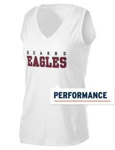 Hearne High School Eagles Women's Performance Fitness Tank