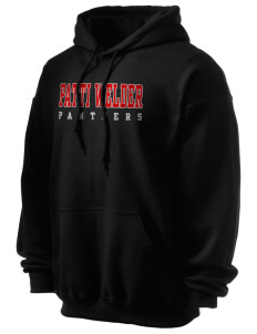 Patti Welder Middle School Panthers Ultra Blend 50/50 Hooded Sweatshirt