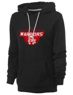 Wellsville Elementary School Warriors Women's Core Fleece Hooded Sweatshirt