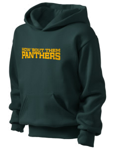 Pleasant Green Elementary School Panthers Kid's Hooded Sweatshirt