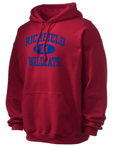 Richfield High School Wildcats Ultra Blend 50/50 Hooded Sweatshirt