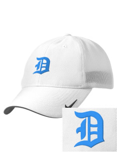 Dixon Middle School Panthers Embroidered Nike Golf Mesh Back Cap