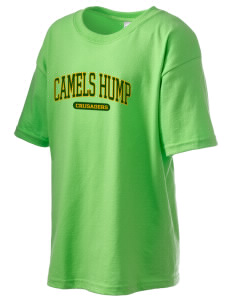 Camels Hump Middle School Crusaders Kid's 6.1 oz Ultra Cotton T-Shirt