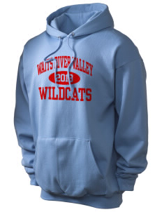 Waits River Valley Elementary School Roadrunners Champion Men's Hooded Sweatshirt