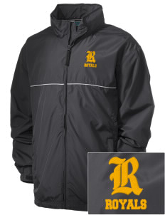 South Royalton Elementary And High Royals Embroidered Men's Element Jacket