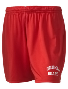 "Union Mill Elementary School Bears Holloway Women's Performance Shorts, 5"" Inseam"