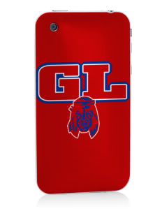 Gilbert Linkous Elementary School Indians Apple iPhone 3G/ 3GS Skin