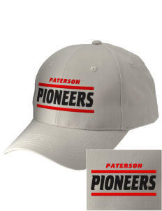 Paterson Elementary School Pioneers Embroidered Low-Profile Cap