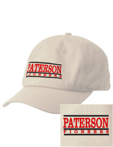 Paterson Elementary School Pioneers Embroidered Champion 6-Panel Cap