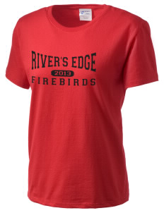 River's Edge High School Firebirds Women's Essential T-Shirt